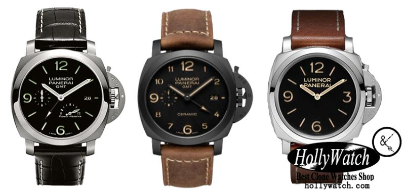 Panerai Luminor 1950 3 Days GMT Replica Watches