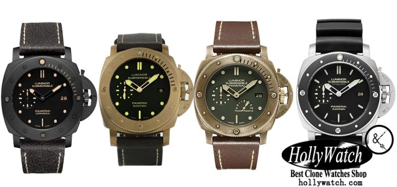 Panerai Luminor 1950 Submersible Replica Watches