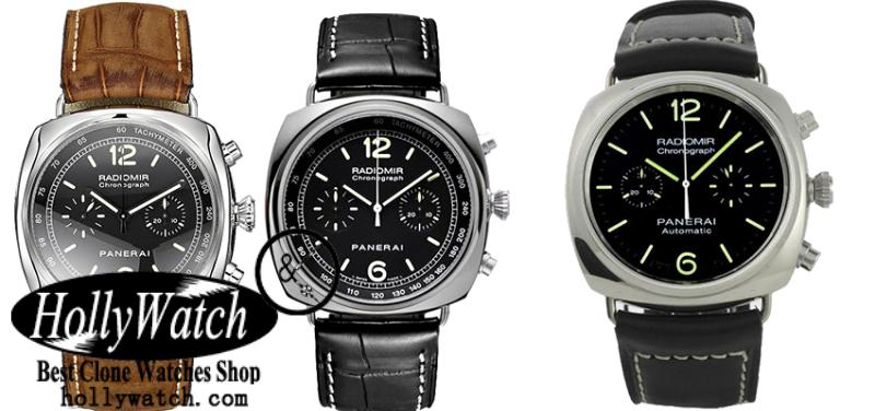 Panerai Radiomir Chrono Replica Watches